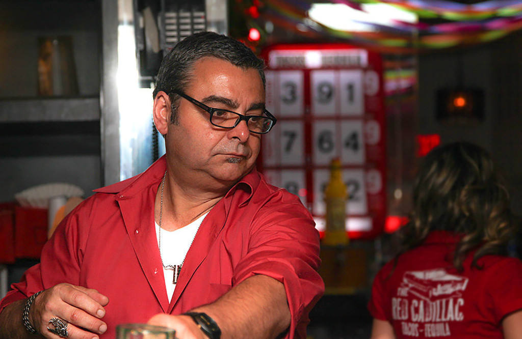 Joseph Montes, owner, chef and restaurateur, The Red Cadillac, Union, NJ