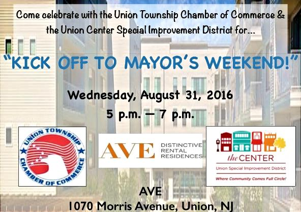 Union Kick Off to Mayor's Day @ Union | New Jersey | United States