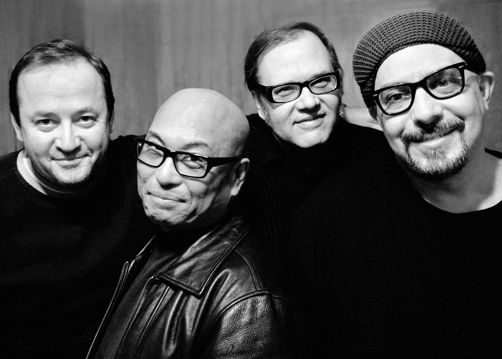 (above) The Smithereens