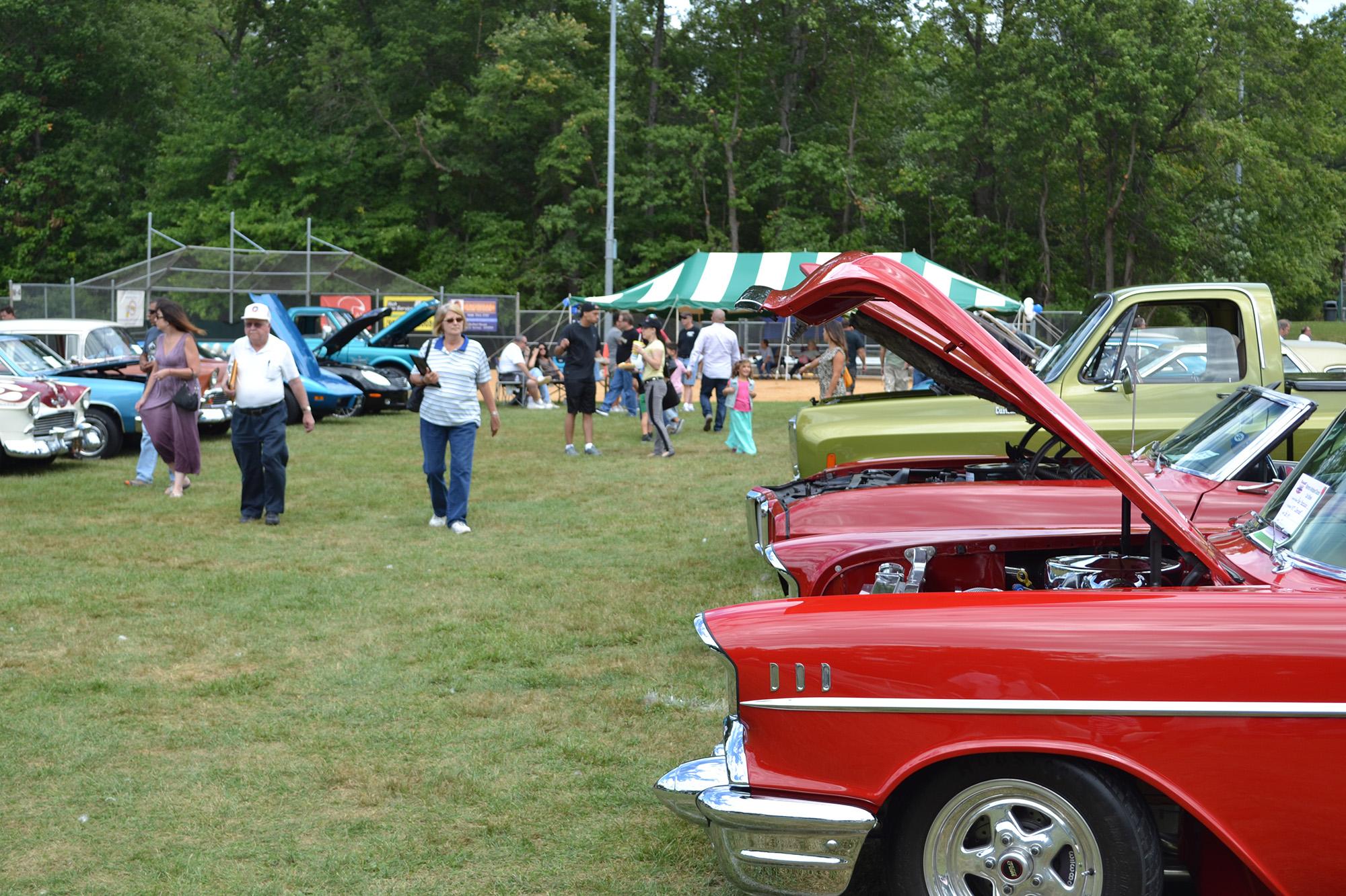 Warren Township 11th Annual Car Show Renna Media