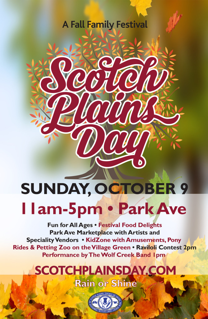 Scotch Plains Day @ The Village Green Stage