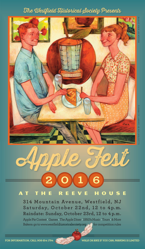 Westfield Apple Fest @ The Reeve House | Westfield | New Jersey | United States