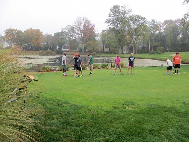 Summit Youth Golf Tournament @ the Summit Municipal Golf Course