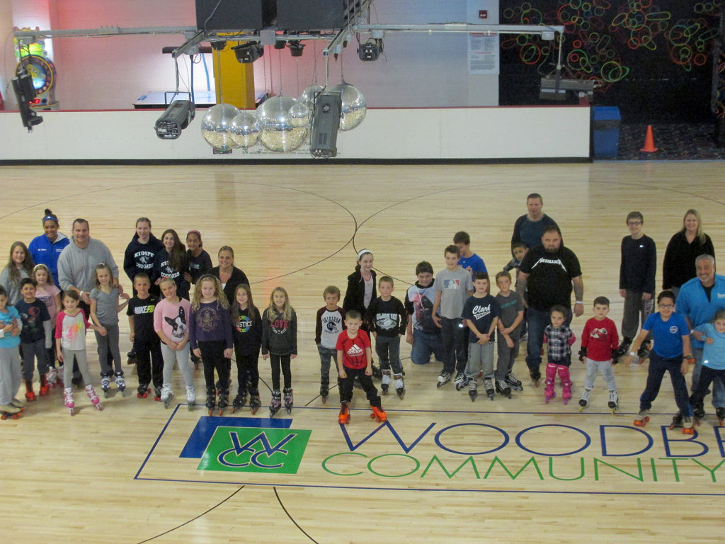 Roller skating woodbridge