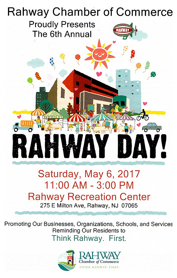 Rahway COC Rahway Day @ Rahway Recreation Center | Rahway | New Jersey | United States