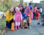 Long Hill Halloween Parade 2016