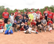 Berkeley Heights Baseball Clinic 2016