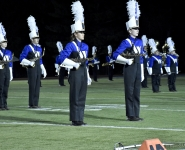 Scotch Plains-Fanwood Marching Band Competition 2016