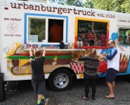 Long Hill FD Food Truck Fest 2016