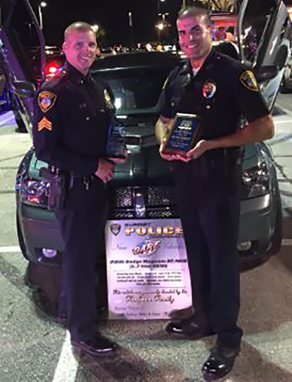 Renna Media Summit Police Vehicles Win Awards At Regional Law - Summit car show
