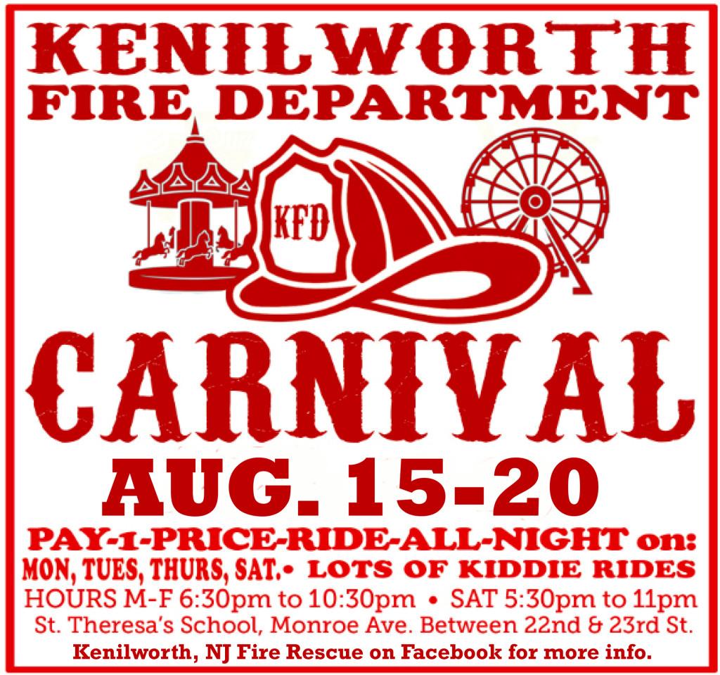 Kenilworth FD Carnival 2016