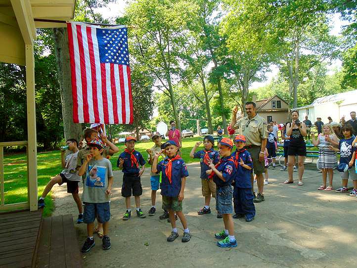 Warren Cub Scouts Pack 182 1