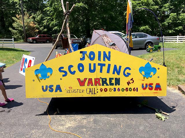 Warren Cub Scouts Pack 182 5