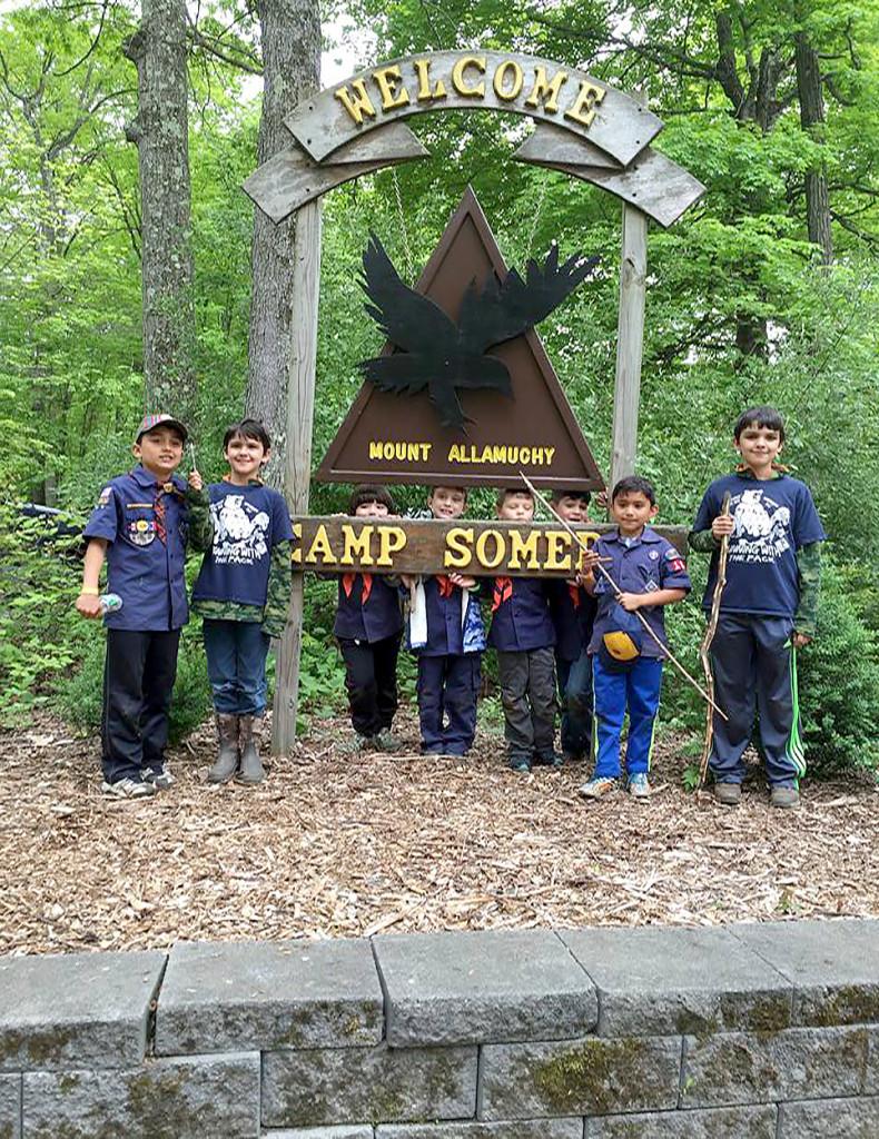Warren Cub Scouts Pack 182 6