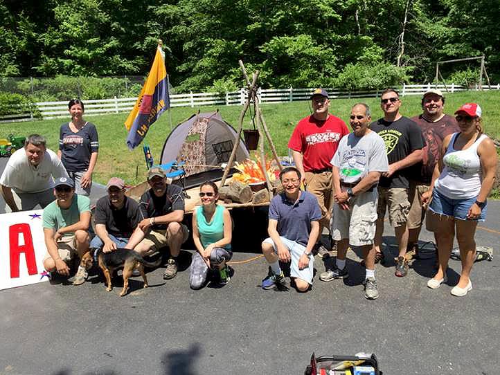 Warren Cub Scouts Pack 182 7