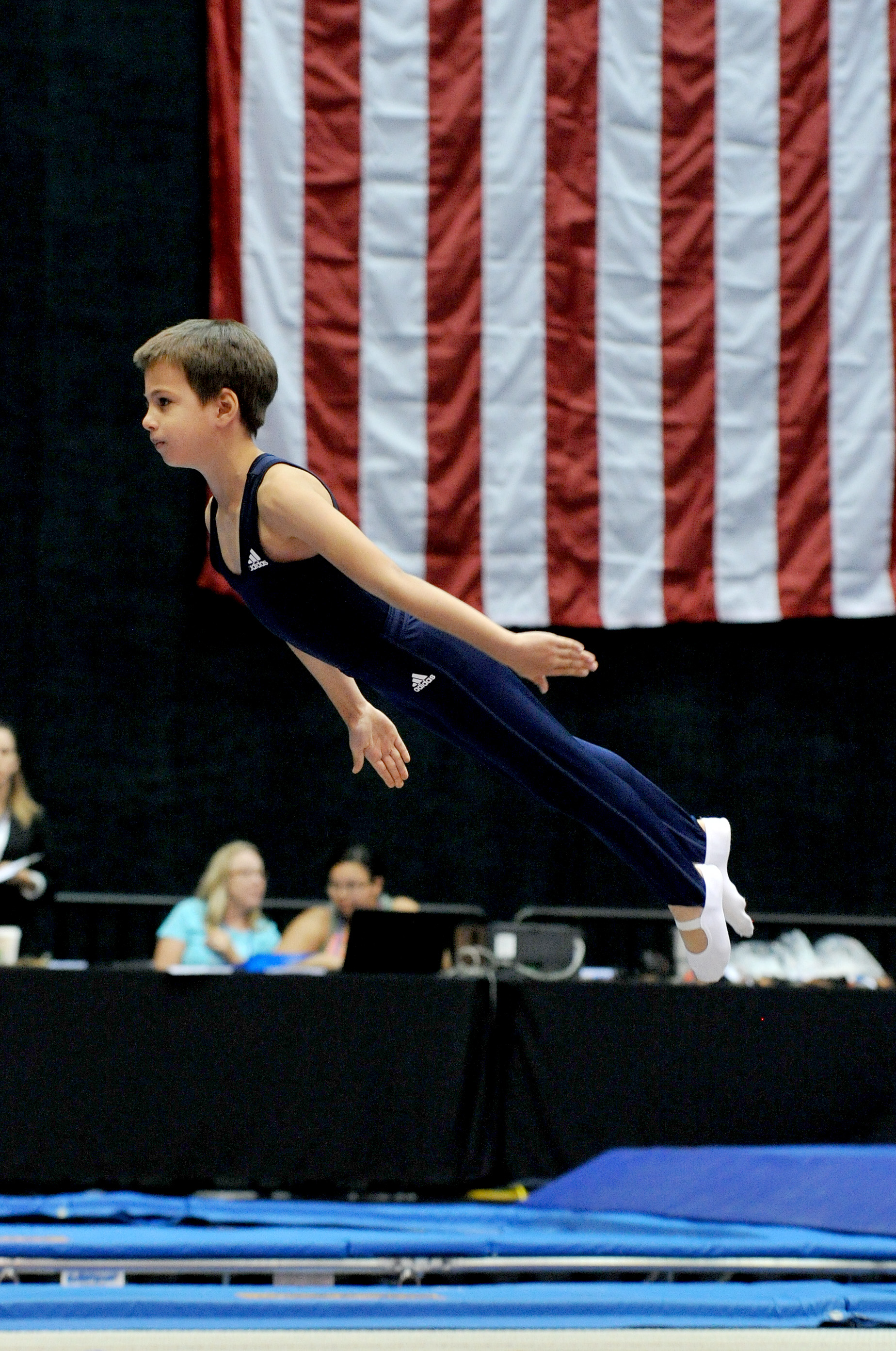 Renna Media | 7 Year Old Gymnast Wins Second Place at The